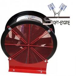 "Ventilateur ""Turbo 500"" Soft-Engine 