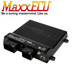 MaxxECU RACE (option Kit Complet) | Bluetooth/Papillon motorisé | Gestion moteur programmable 1-12 cylindres