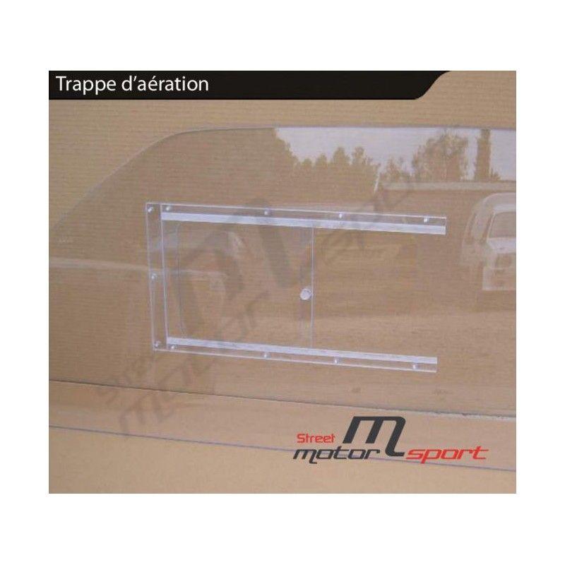 kits vitres makrolon street motorsport. Black Bedroom Furniture Sets. Home Design Ideas