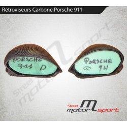 Rétroviseurs carbone