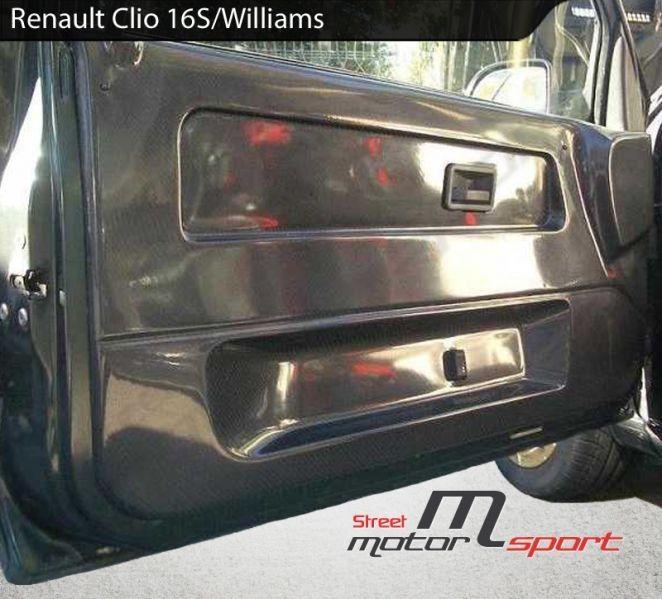 Panneaux De Porte Street Motorsport - Panneau de porte