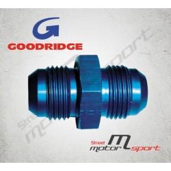 Adaptateur aluminium mâle/mâle GOODRIDGE