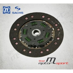 Disque d'embrayage renforcé metal amorti SACHS Peugeot 206 2.0L HDI
