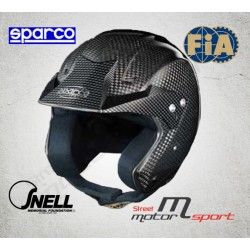 Casque Jet Sparco WTX J-7 Air Hans