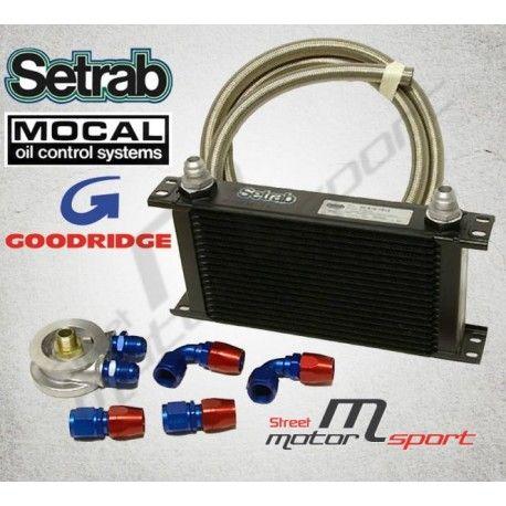 Kit radiateur d'huile pro 19 rangées DASH 10