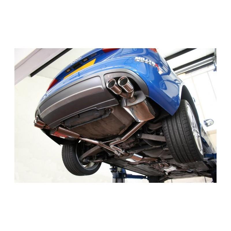 Roots Type Supercharger For 4 3 V6: Milltek S4 3.0 Supercharged V6 B8