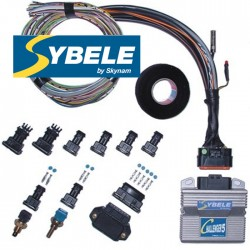 Sybele Challenger 5 (Kit Complet) | Gestion moteur programmable
