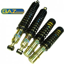 GAZ Shocks GHA Renault Clio 1