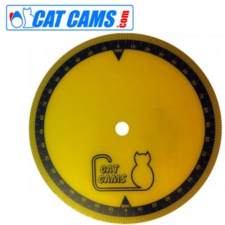 Disque gradué CAT CAMS