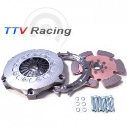 Kit embrayage 325N/m Compétition TTV Racing 184mm Simple disque