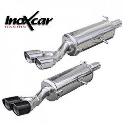 Inoxcar Clio 3 1.2 TURBO (100ch) 2009- Ø40