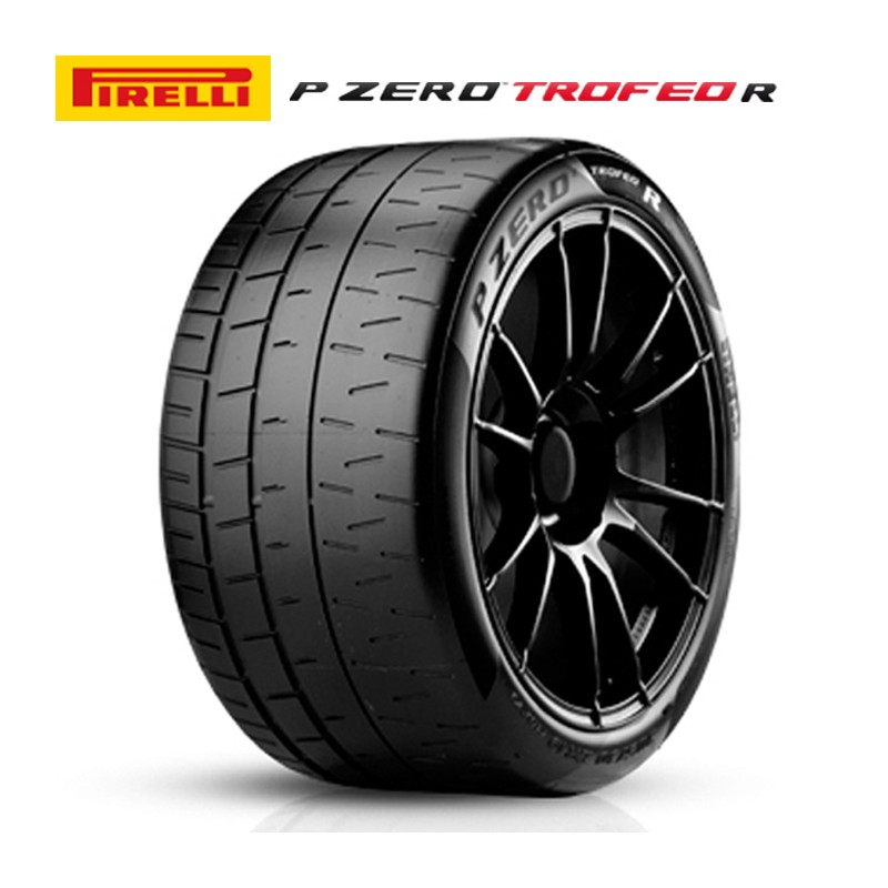pneus pirelli pzero trofeo r 16 pouces street motorsport. Black Bedroom Furniture Sets. Home Design Ideas