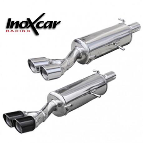 Inoxcar Lancer EVO IX 2.0 16V (280ch) 2006-2008 Ø63