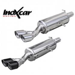 Inoxcar Seat Leon II (1P) 2.0 TSI CUPRA (240ch) 2006→ Ø65