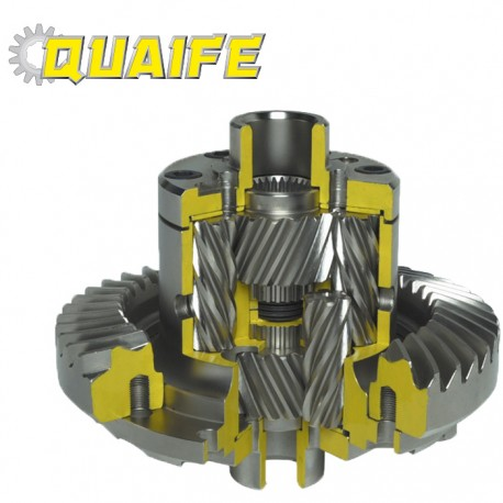 Differentiel Quaife Fiat 500