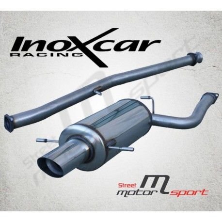 CAT-BACK Clio 3 RS 2.0 16V (197ch)/RS GORDINI 2006-2009 | INOXCAR