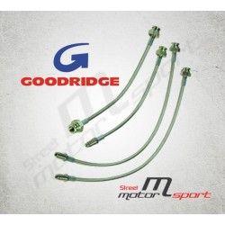 Flexibles de frein Goodridge BMW (E90/E91/E92) 320i, 325i, 330i, 335i, 320D, 330D, 335D + M3 | 2005-2012