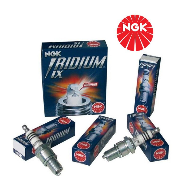 4X Iridium tip bougies pour Vauxhall Astra V 1.8 2004-2009