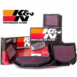 Filtre Sport K&N Audi S2