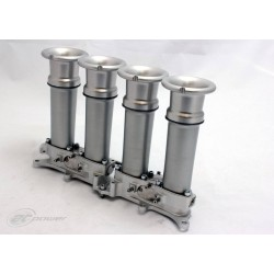 Kit admission 4 papillons moteur F7R/F7P (Clio, R19, Megane) type F1 AT POWER