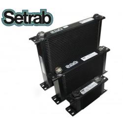 Radiateur d'huile Setrab L 210mm l 50mm