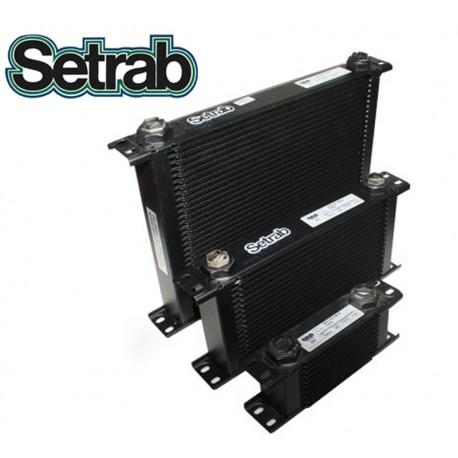 Radiateur d'huile Setrab L 405mm l 50mm