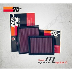 Filtre Sport K&N Renault Megane Scenic