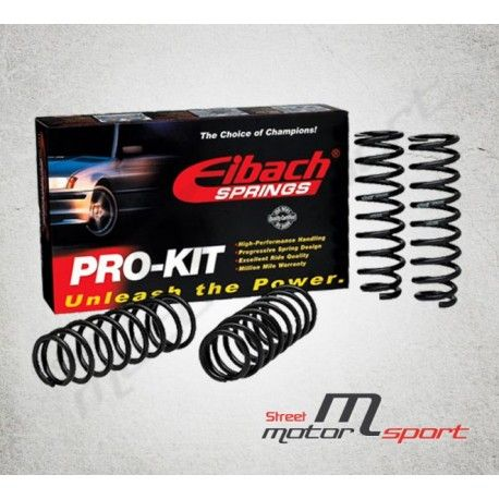 Eibach Pro-kit Audi TT/TTS 2006->