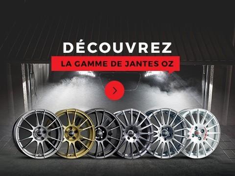 Découvrez la gamme OZ Racing